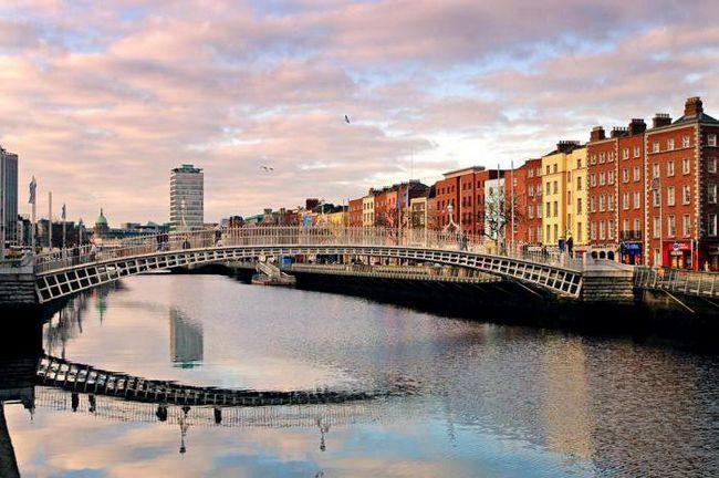 Республіка Ірландія столиця