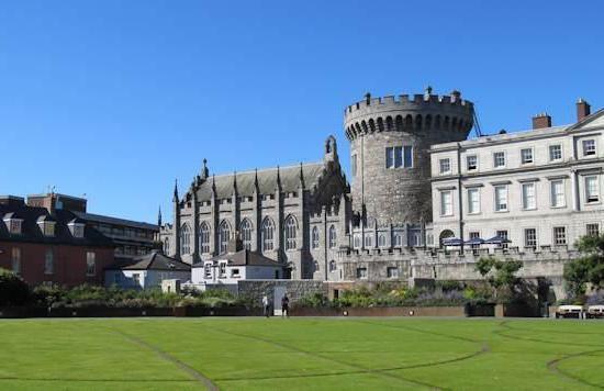 Республіка Ірландія Дублінський замок