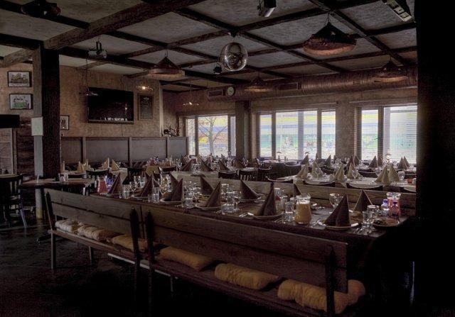 Баден Баден ресторан на Просвітництва