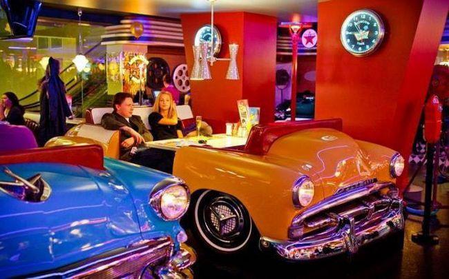 Беверлі Хіллз ресторан фото