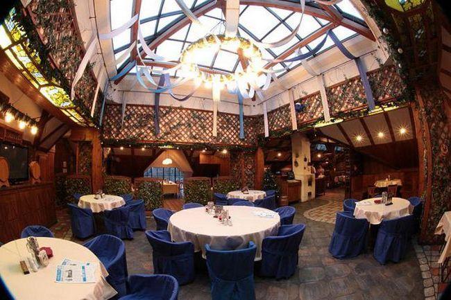 ресторан Карл і Фрідріх на Крестовському