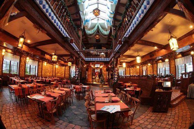 ресторан Карл і Фрідріх Санкт Петербург