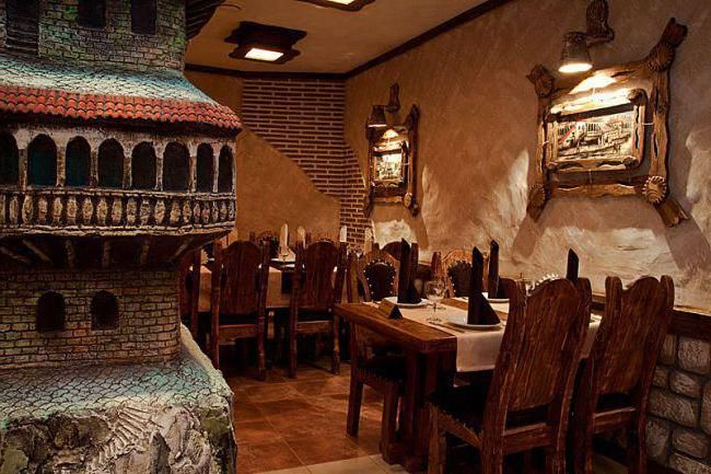 ресторан Міміно