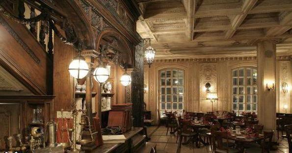 ресторан пушкин москва фото