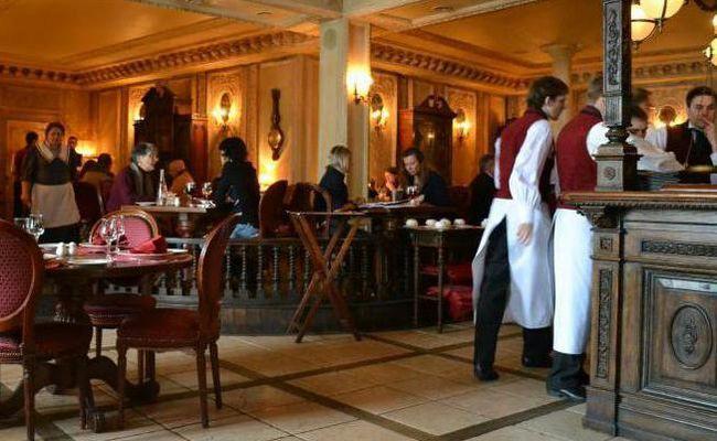 меню ресторану пушкин в москві