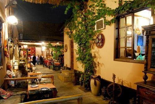 ресторан узбекистан ціни