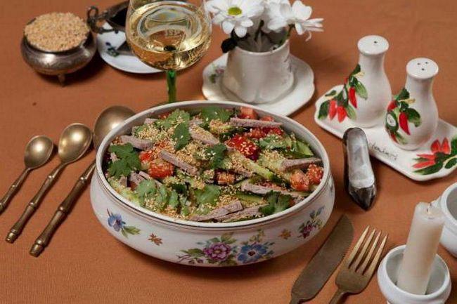 кулінарія ресторану узбекистан