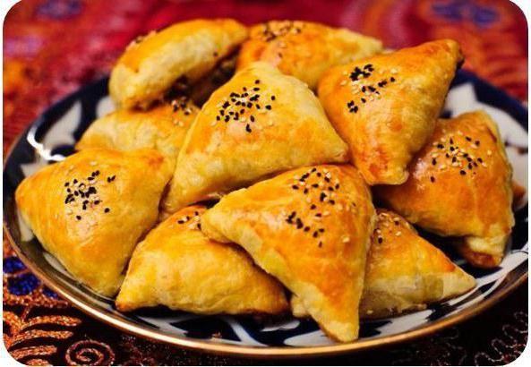 ресторан узбекистан меню