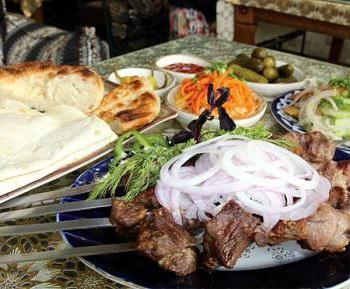 ресторан узбекистан меню ціни