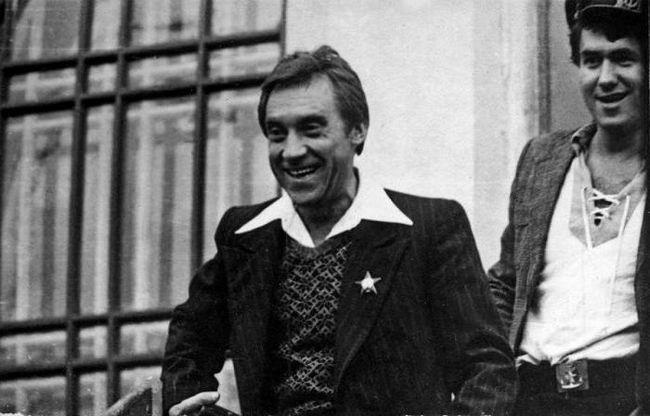Станіслав Говорухін особисте життя