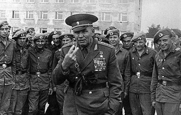рязанське військове училище