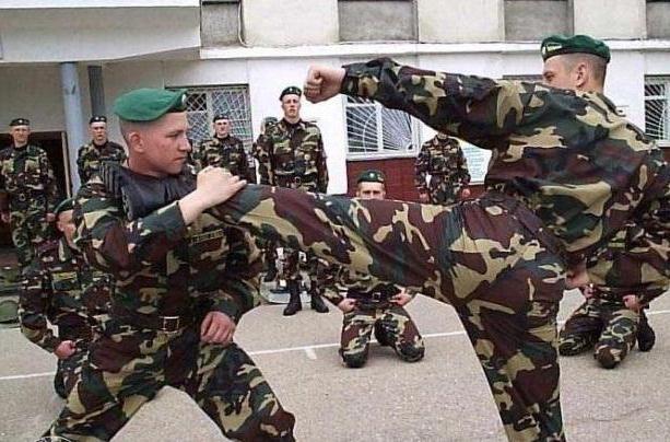 Фото - Рукопашний армійський бій: правила, прийоми, змагання