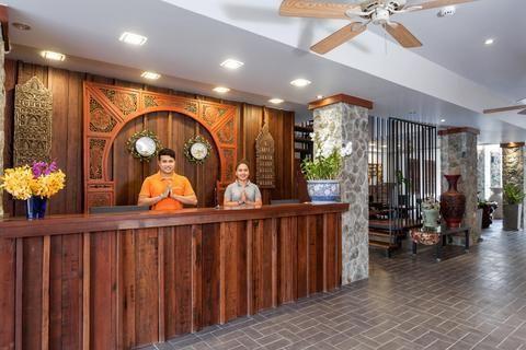 ruxxa design hotel 3 пхукет Карон бич