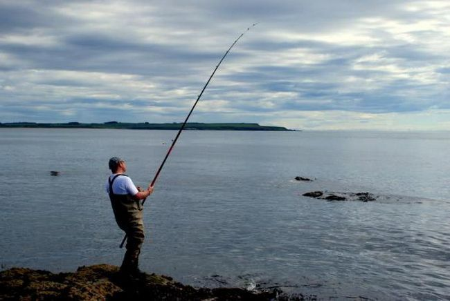 риболовля в примор'я