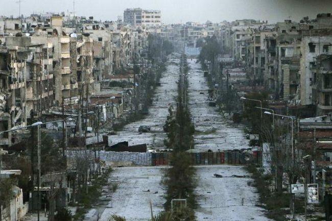 з ким межує Сирія