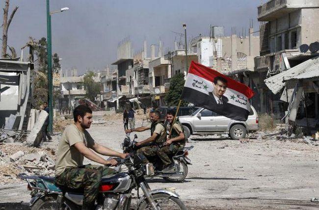держави межують із Сирією
