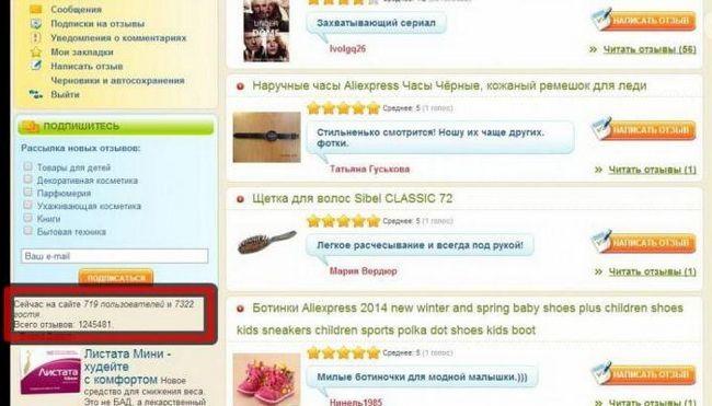irecommend ru відгуки покупців