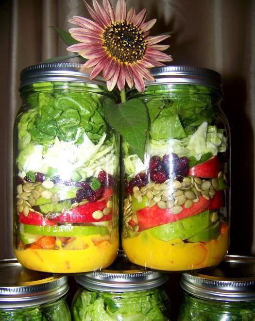 Фото - Салат з гарбуза: рецепт на зиму. Домашні заготовки
