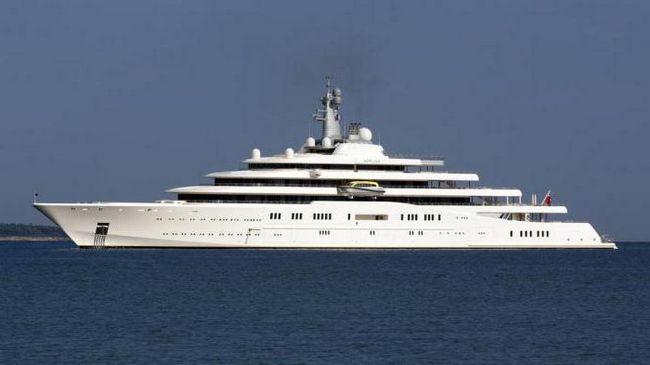 Амая велика парусна яхта в світі