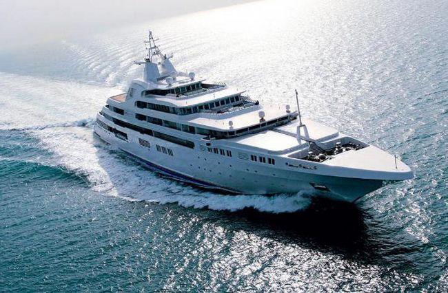 найбільша яхта у світі фото