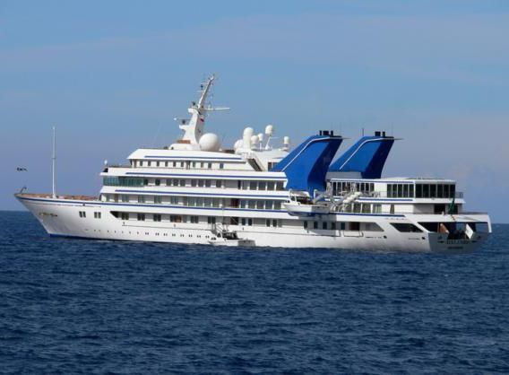 10 найбільших яхт у світі
