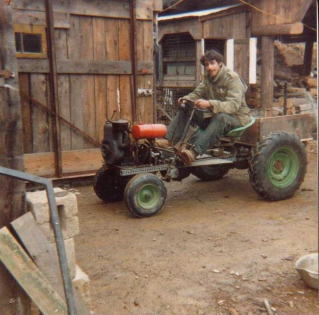 Фото - Саморобний трактор своїми руками: інструкція, креслення