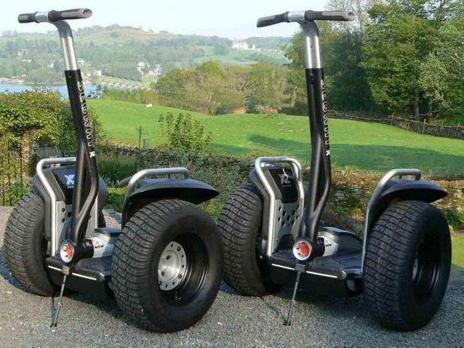 Фото - Самокат на двох колесах електричний для дорослих і дітей: вибір, відгуки