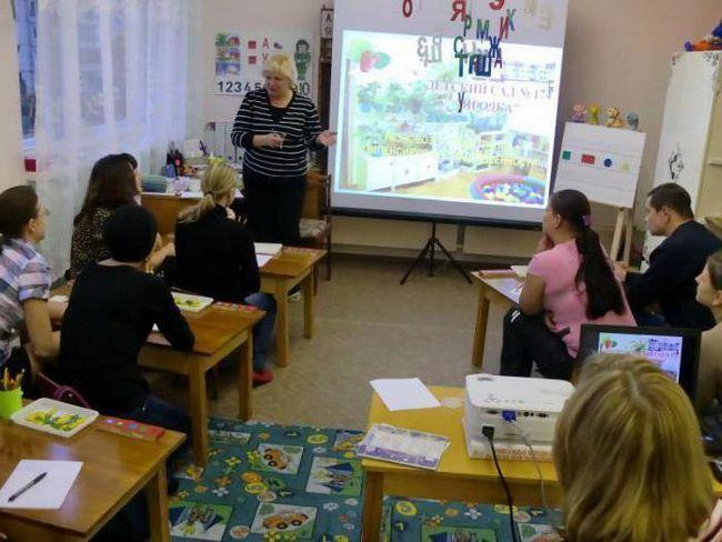 самоосвіта вихователя в доу молодша група