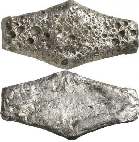 найдавніші монети руси
