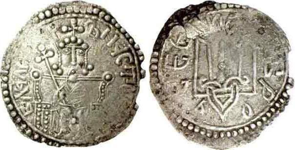 монети стародавньої руси