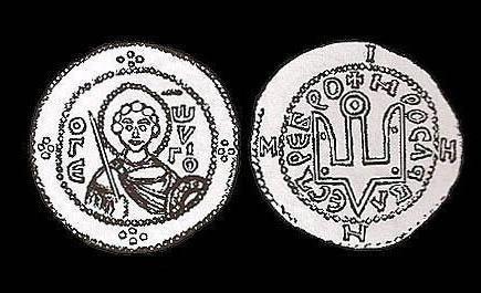 найдрібніша монета стародавньої руси