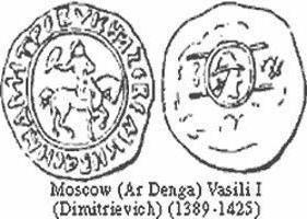 золоті монети стародавньої руси