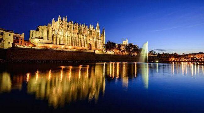 популярні іспанські міста