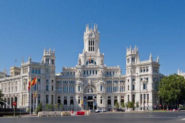іспанські міста