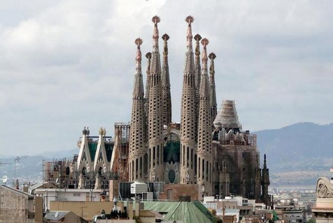 відомі іспанські міста