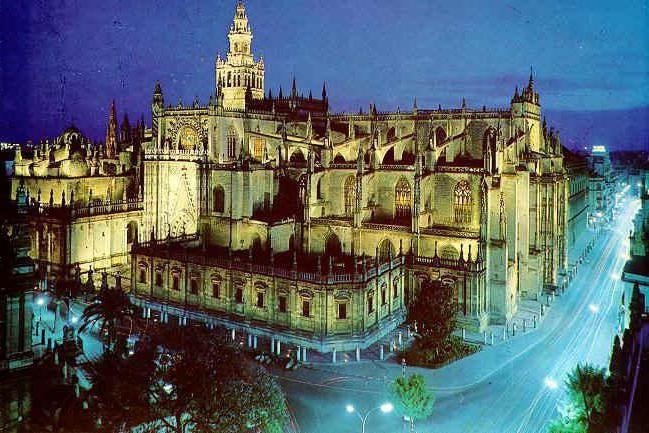 великі іспанські міста