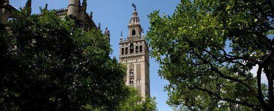 красиві іспанські міста