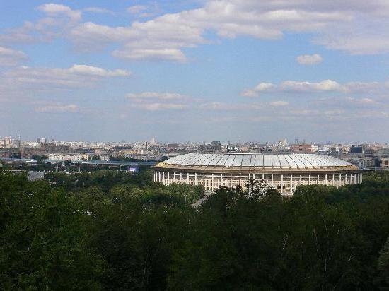 красиві парки москви де можна погуляти