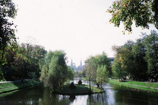 красиві парки москви для фотосесій