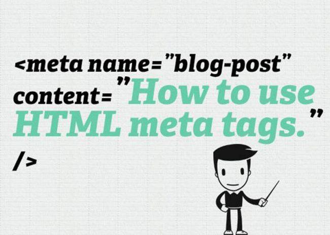 Фото - Найпопулярніші і потрібні html meta-теги для просування в мережі