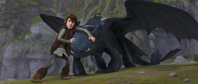 мультики про динозаврів і драконів