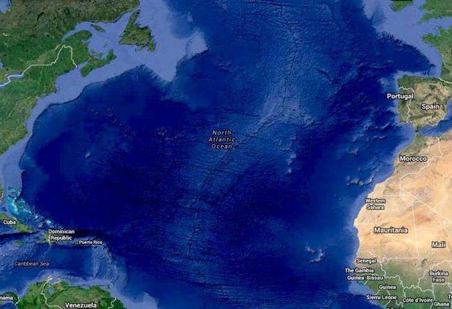 Фото - Самий солоний океан: дивні особливості Атлантики