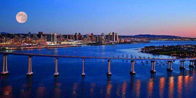Фото - Сан-Дієго, Каліфорнія: пам'ятки і фото