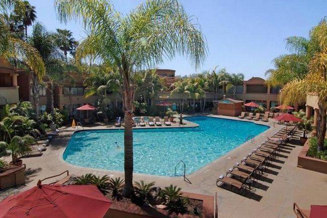 Готелі в Сан-Дієго