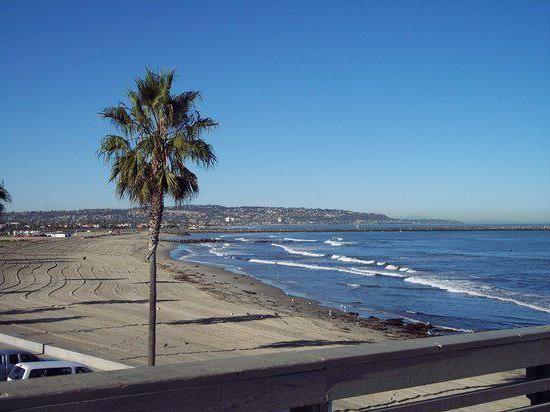 Пляжі в Сан-Дієго