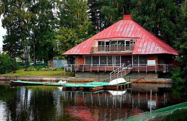Крестовский острів санкт петербург атракціони ціни