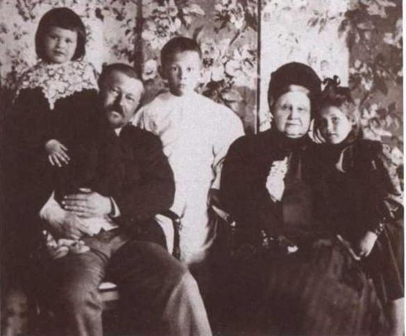 Сава Морозов фото і біографія