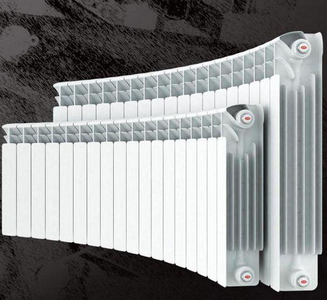 радіатори опалення sira