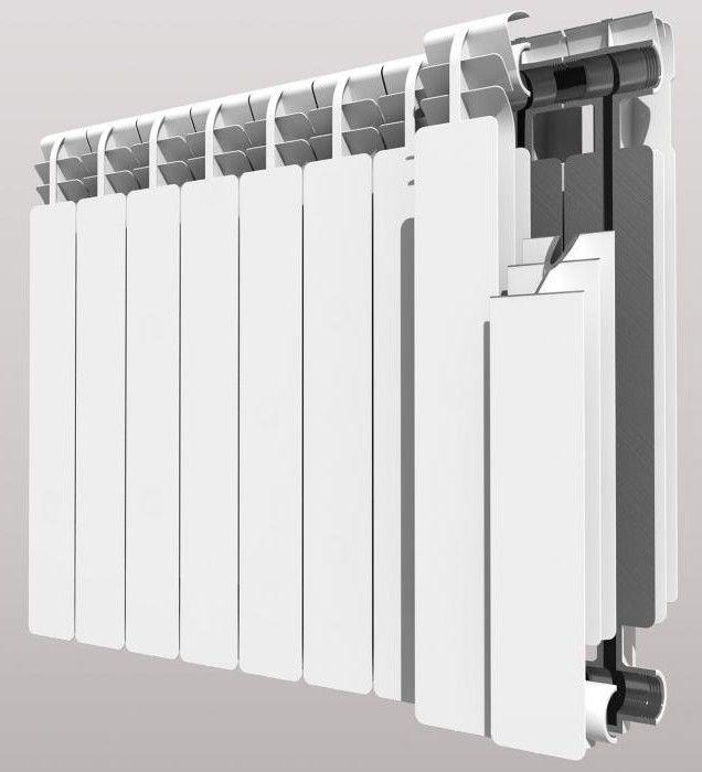 біметалічні радіатори sira відгуки