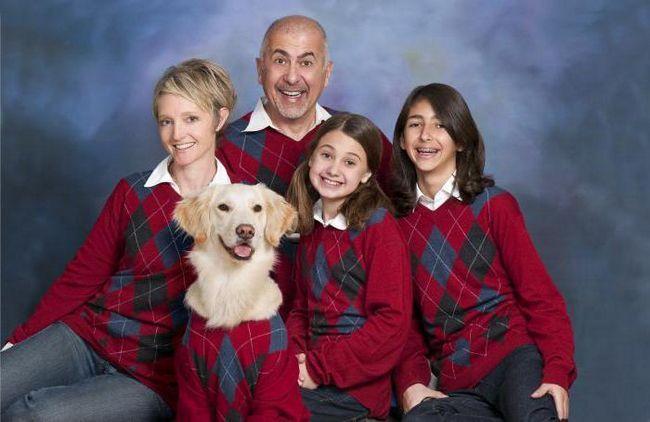 Фото - Сімейний портрет олівцем. Відомі сімейні портрети (фото)